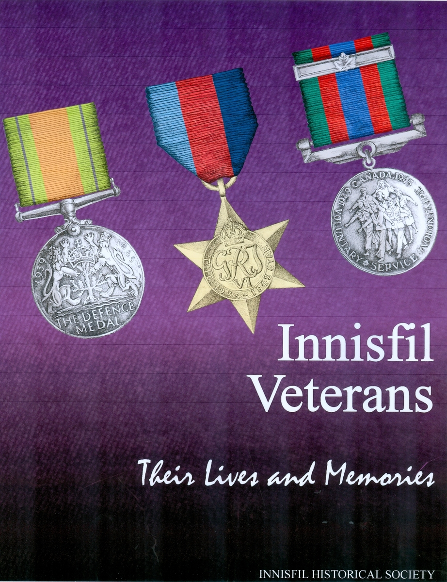 Veterans of Innisfil Book Cover