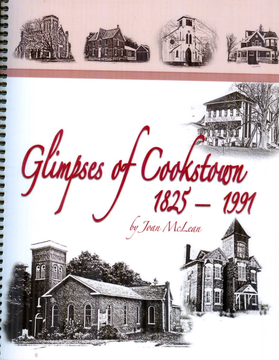 Glimpses of Cookstown book cover