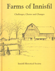 Farms of Innisfil book cover