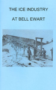 Ice Industry at Bell Ewart Book Cover